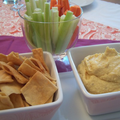 The Remix: Homemade Hummus
